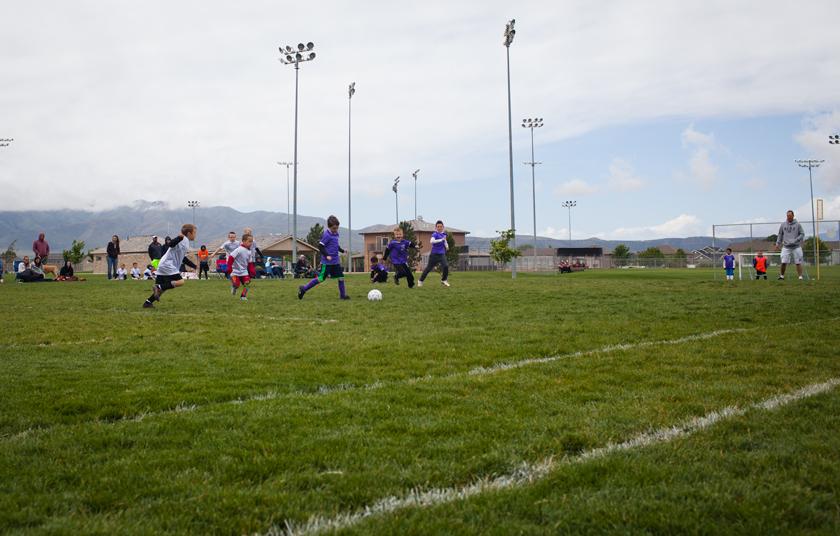 E's Last Soccer Game